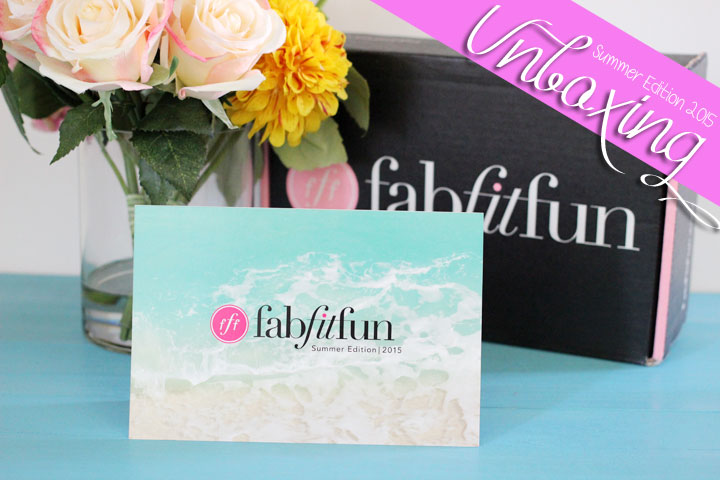 FitFabFun Summer Edition Box