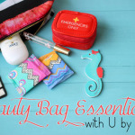 Beauty Bag Essentials with U by Kotex