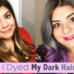 How to Dye Hair Grey