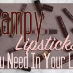 Vampy Lipsticks You Need In Your Life