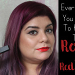 Everything You Need To Know To Rock A Red Lip