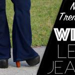 Now Trending: Wide Leg Jeans