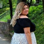 #UnitedlyPlus Blogger Style Challenge: Off Shoulder Trend