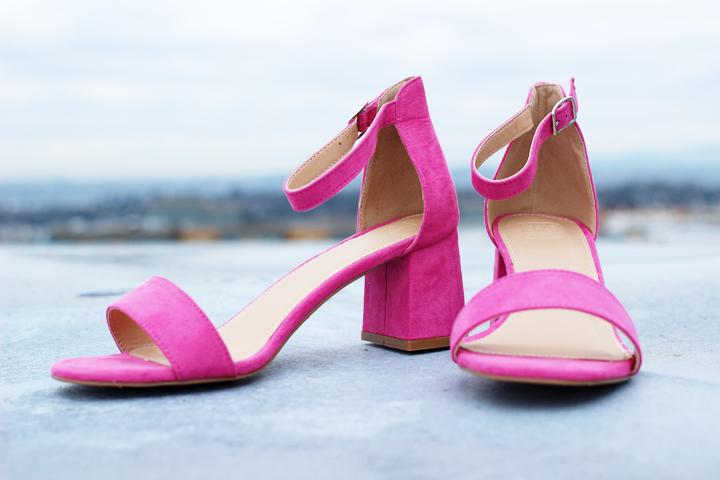 simply be chunky heels