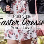5 Plus Size Easter Dresses That You Will Love
