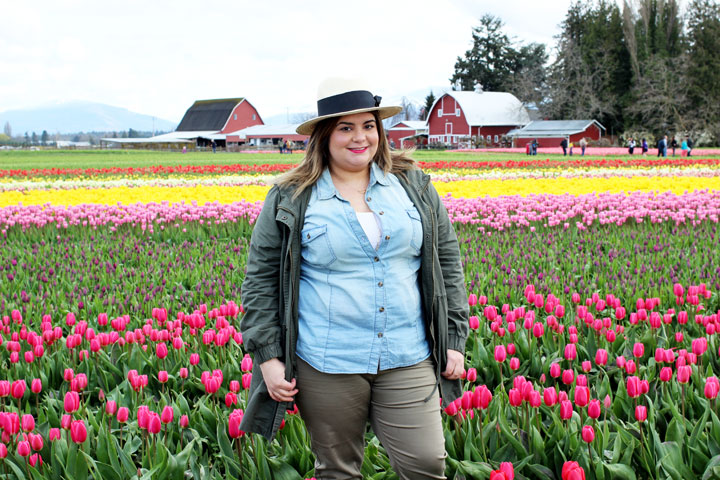 Skagit Valley Tulip Festival: Frolicking in the Fields of Tulips
