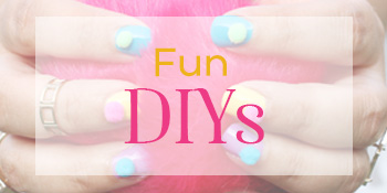 easy diys that are colorful and fun to make